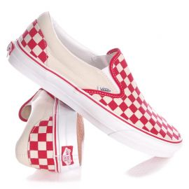 Checkerboard Slip-On Sneaker by Vans at Urban Outfitters