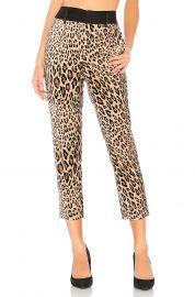 Cheetah Tux Pants at Revolve