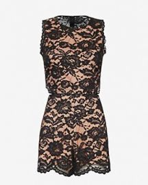 Chelsea romper by Alexis at Intermix