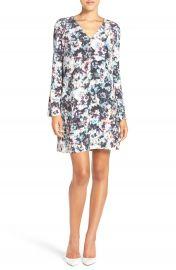 Chelsea28 Floral Print Shift Dress at Nordstrom