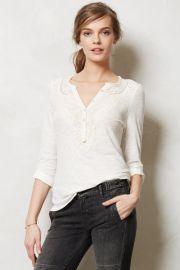 Chennai Henley at Anthropologie