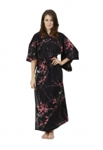 Cherry blossom robe at Amazon