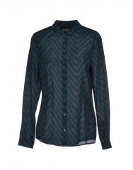 Chevron shirt by Burberry at Yoox