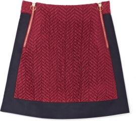 Chevy Zipper mini Skirt by Opening Ceremony at Moda Operandi