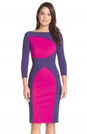 Chiara Boni La Petite Robe  Alessandra  Jersey Body-Con Dress at Nordstrom