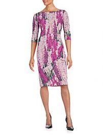 Chiara Boni La Petite Robe Floral Dress at Saks Fifth Avenue