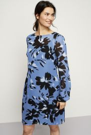 Chiffon Petal Soft Dress by Long Tall Sally at Long Tall Sally
