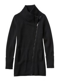 Chill Factor Sweater Coat at Athleta