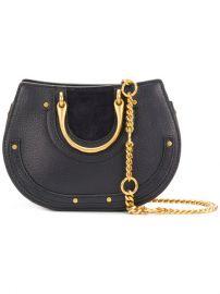 Chlo  233  Nile Small Bracelet Bag at Farfetch