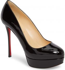 Christian Louboutin Dirditta Platform Pump  Women at Nordstrom