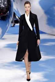 Christian Dior Fall 2013 Coat at Vogue