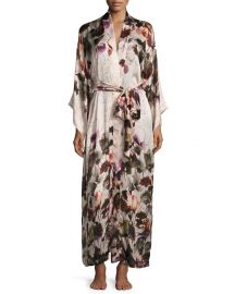 Christine Designs Botanica Robe at Neiman Marcus