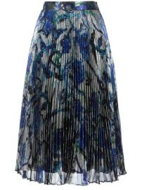 Christopher Kane Lam  233  Pleated Skirt at Farfetch