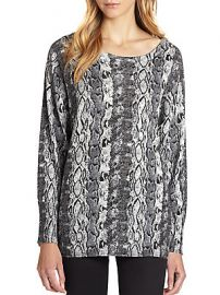 Cienna Snake Print Sweater by Joie at Saks Off 5th