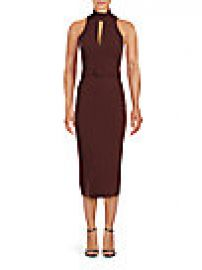 Cinq   Sept - Juniper Fitted Dress at Saks Off 5th