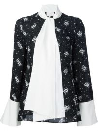 Cinq A Sept Floral Print Blouse - Tootsies at Farfetch