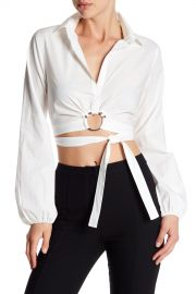 Cinq a Sept   Trillian Long Sleeve Blouse   Nordstrom Rack at Nordstrom Rack