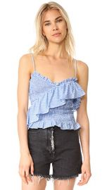 Cinq a Sept Mara Top at Shopbop
