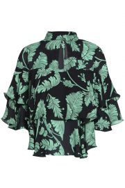 Cinq a Sept Palm Top at The Outnet