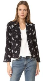 Cinq a Sept Stardust Onyx Blazer at Shopbop