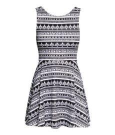Circle dress at H&M