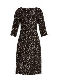 Clara star-print silk dress at Matches
