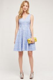 Claribel Dress at Anthropologie
