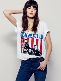 Clash Tee at Free People