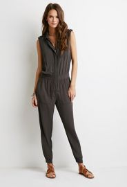 Classic Utility Jumpsuit  Forever 21 - 2000055562 at Forever 21