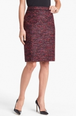 Classiques Entier Arabella Boucl Tweed Skirt at Nordstrom