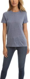 Clay Tee by IRO at Blue and Cream