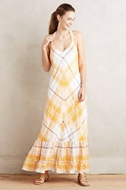 Clementine Maxi Dress at Anthropologie