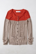 Climbing Cables Cardigan at Anthropologie