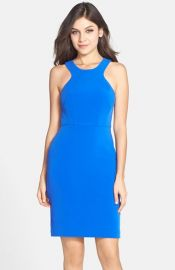 Clove Stretch Sheath Dress at Nordstrom