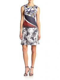 Clover Canyon - Forbidden Fruit Floral Print Dress at Saks Fifth Avenue
