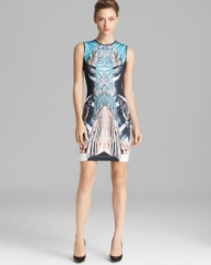 Clover Canyon Dress - All That Jazz Neoprene at Bloomingdales