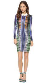 Clover Canyon Dublin Collared Dress at Shopbop