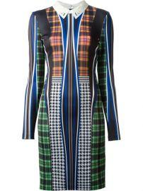 Clover Canyon Mixed Print Dress - Nike - Via Verdi at Farfetch
