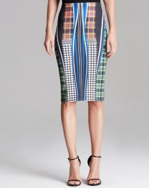 Clover Canyon Skirt - Dublin Fitted Neoprene at Bloomingdales