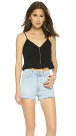 Club Monaco Kendyl Cami in Black at Shopbop