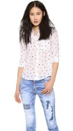 Club Monaco Trista Shirt at Shopbop