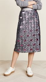 Coach 1941 Long Embellished Skirt at Shopbop