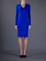 Cobalt blue dress like Emilys at Farfetch