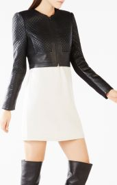 Cohen Faux Leather Jacket at Bcbg
