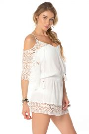 Cold Shoulder Tunic by Becca by Rebecca Virtue at Everything But Water