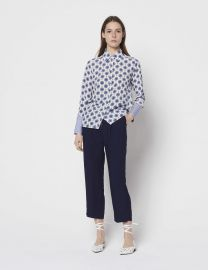 Coleta Blouse at Sandro