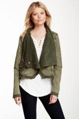 Collapsing Twill Jacket by Free People at Nordstrom Rack