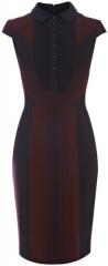 Colorblock Suit Dress at Karen Millen