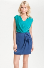 Colorblock dress by Heed at Nordstrom