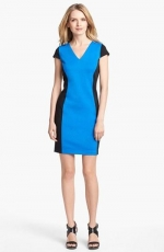 Colorblock dress by Michael Kors at Nordstrom